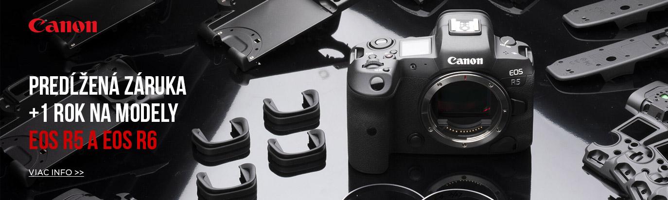Canon - Predĺžená záruka