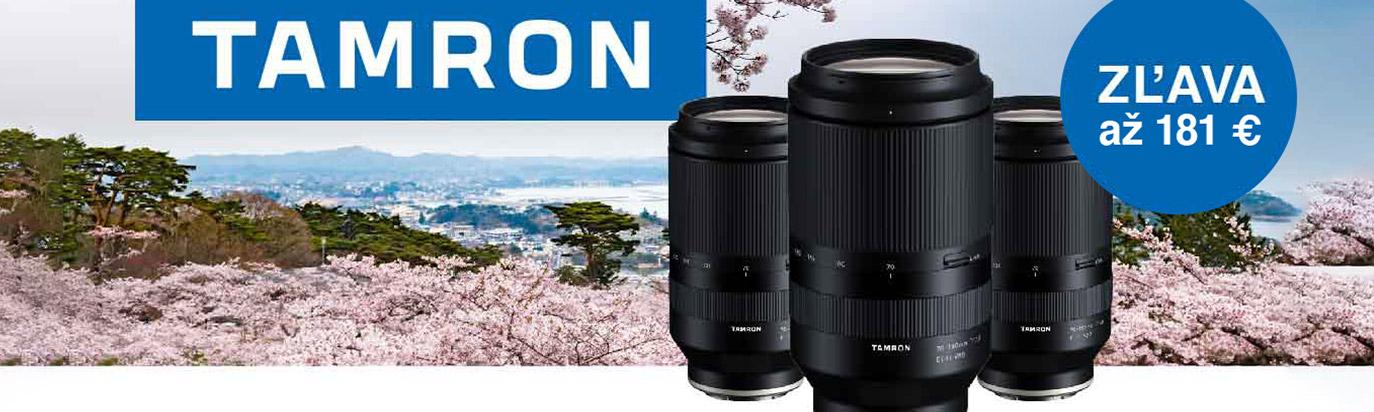 Tamron - Zľava až 181 €
