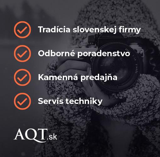 Výhody nákupu v AQT