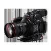 Profesionálne videokamery