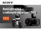 Kúp si Sony FX3 a získaj zľavu na objektív až 300 €