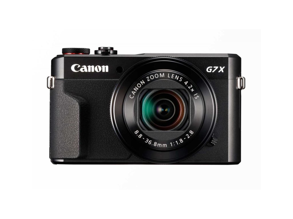 Canon PowerShot G7X Mark II  + SD 16GB karta
