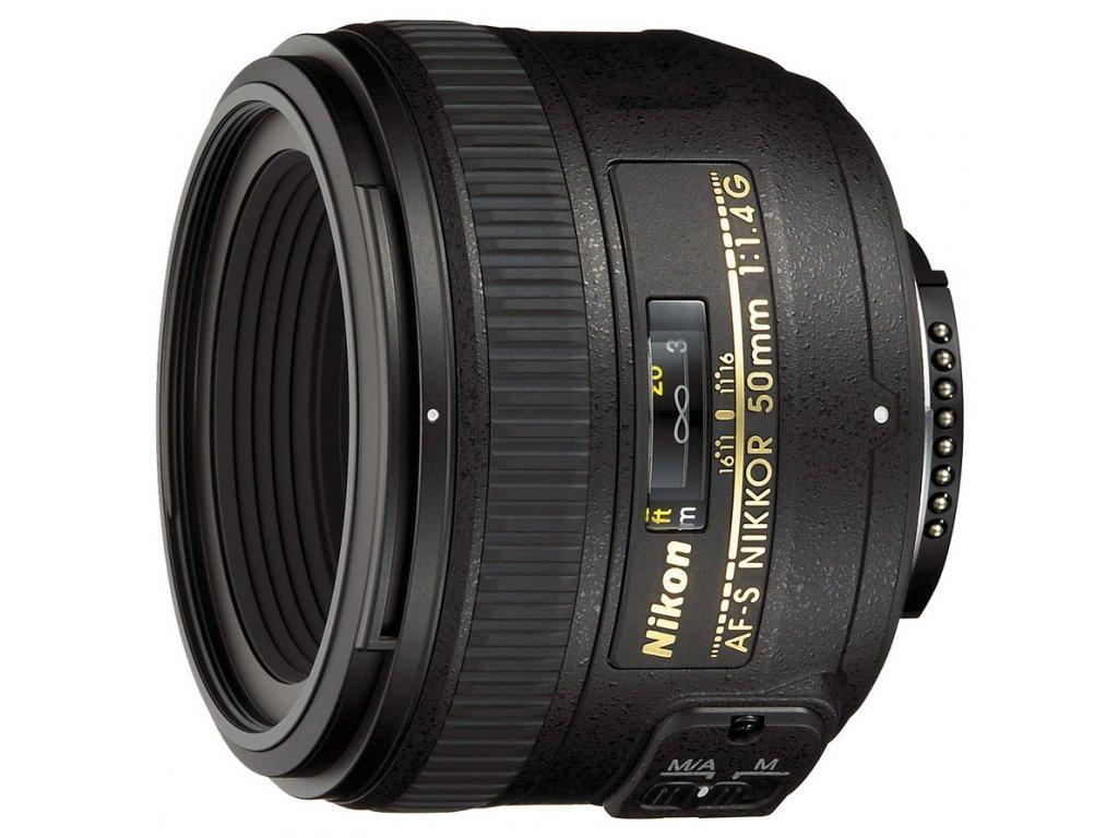 x Nikon AF S NIKKOR 50mm f1.4G