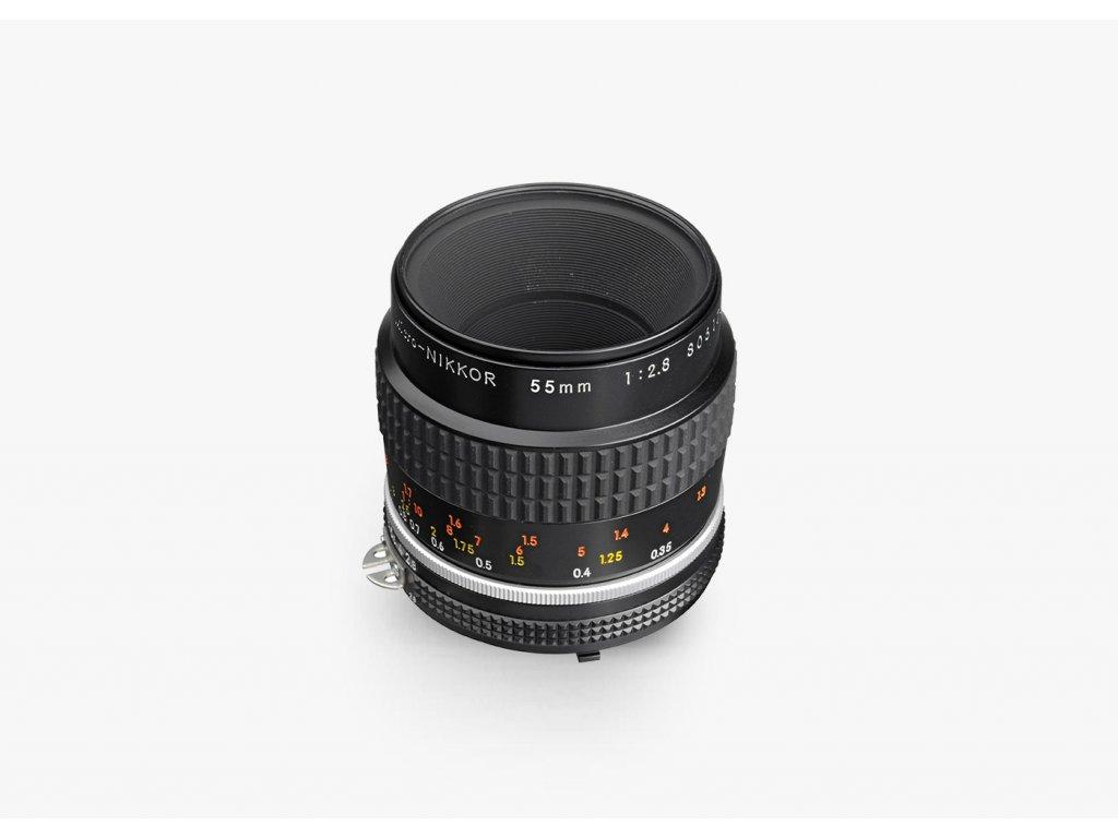 Nikon Micro Nikkor 55mm f2.8