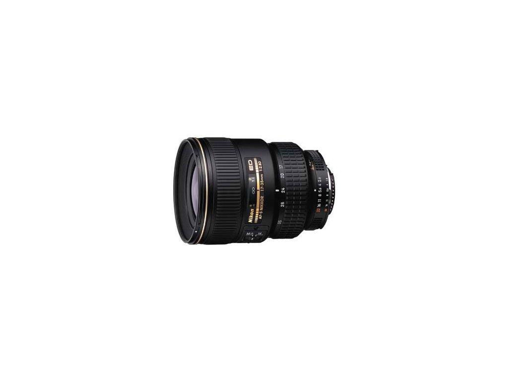 15866(1) nikon af s nikkor 17 35mm f 2 8d if ed
