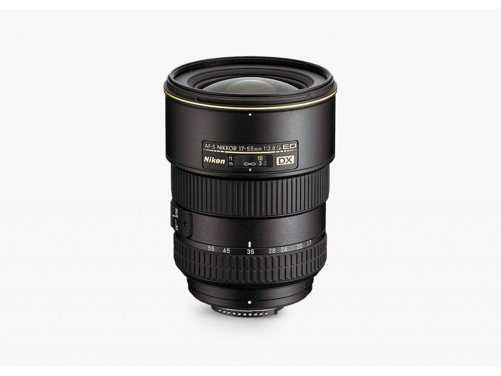 Nikon 17 55mm f2.8G ED IF AF S DX NIKKOR