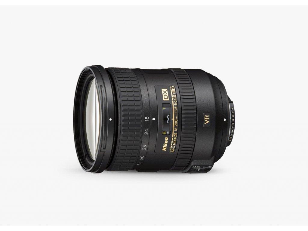 Nikon AF S DX Nikkor 18 200mm f3.5 5.6G ED VR II