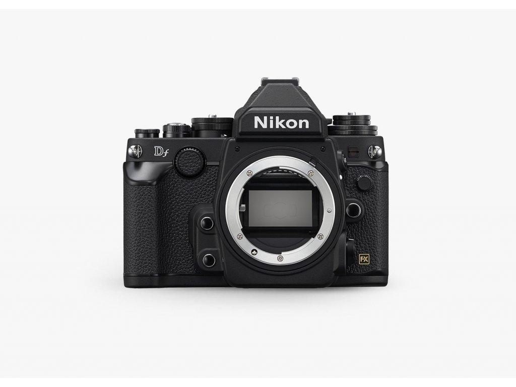 Nikon DF BLACK telo