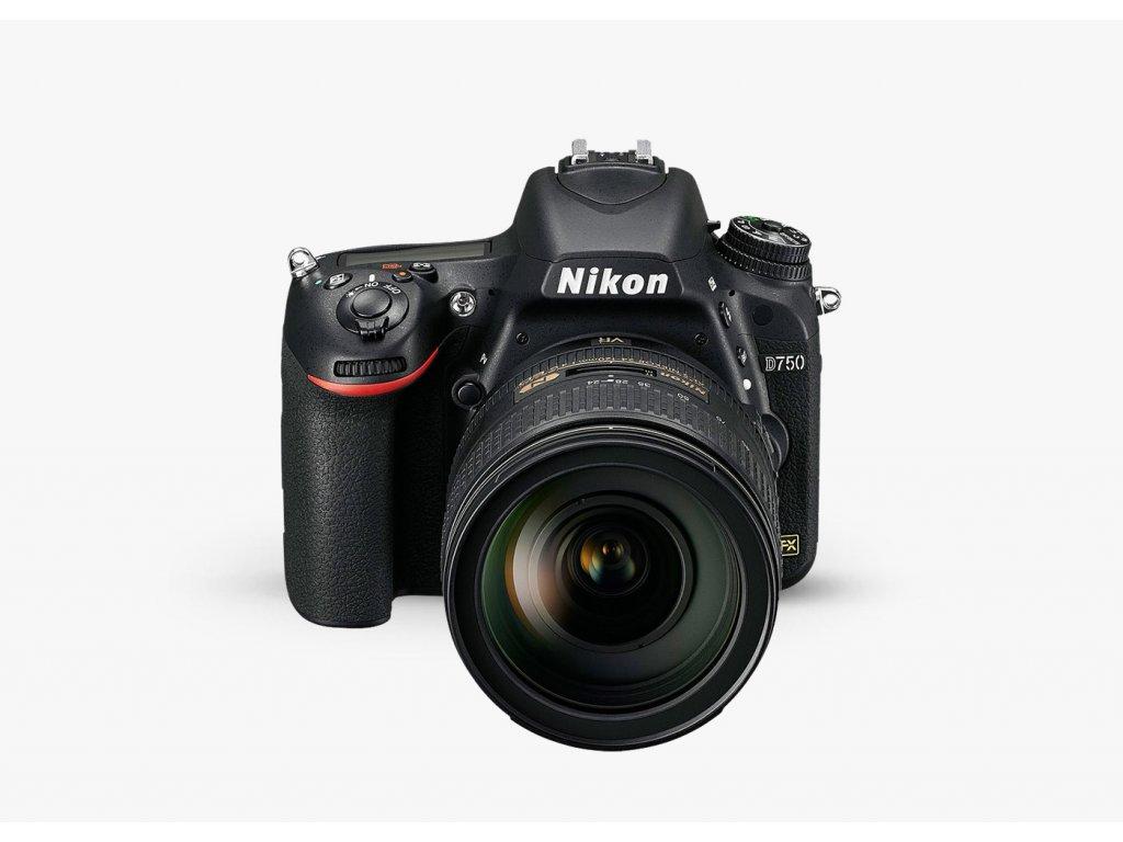 Nikon D750 AF S 24 120 f4G ED