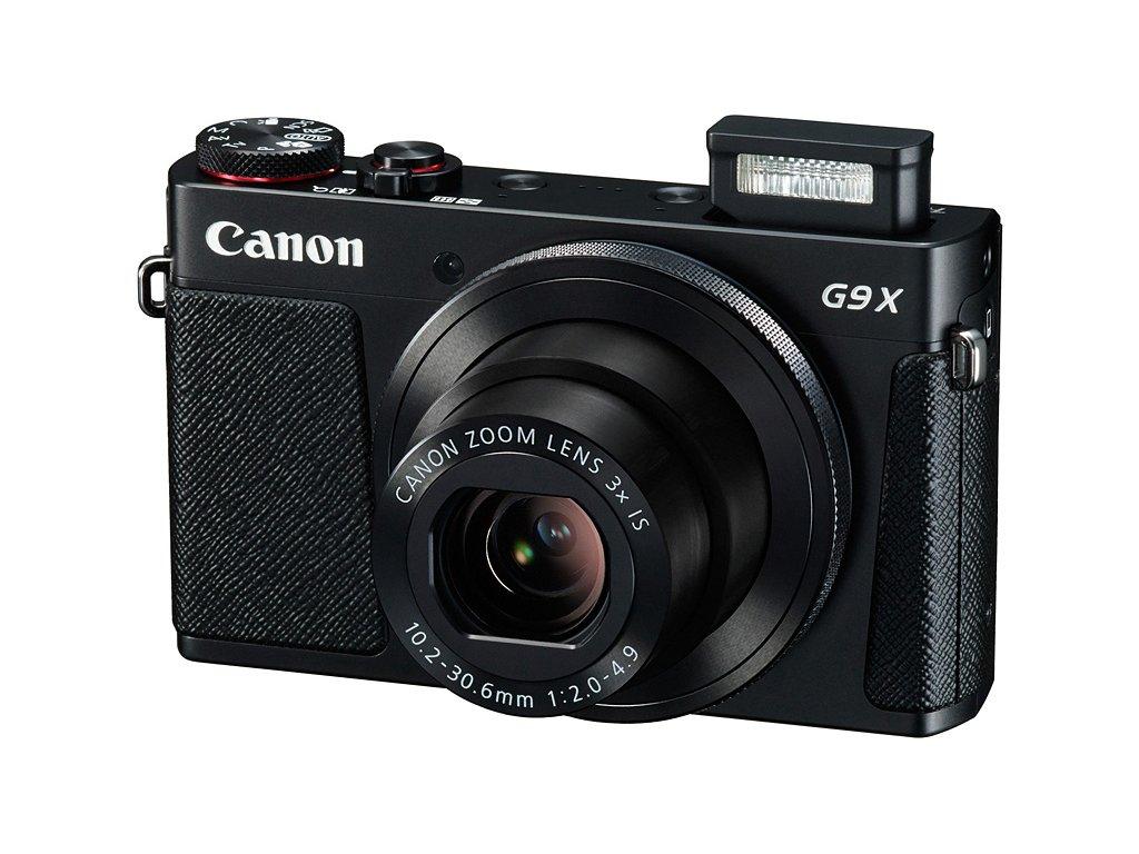 16147(5) canon powershot g9 x cierny