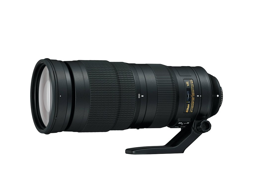 16384(1) nikon af s nikkor 200 500mm f 5 6e ed vr