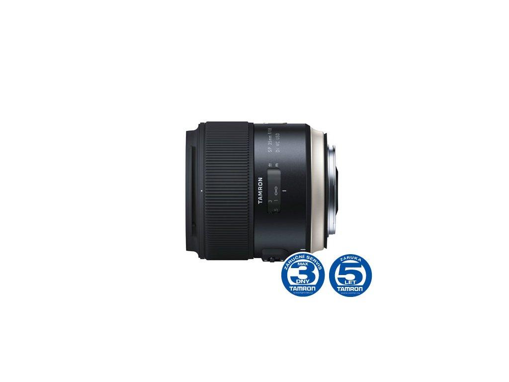 16815 1 objektiv tamron sp 35mm f 1 8 di vc usd pre canon