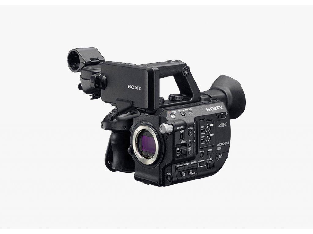 Sony PXW FS5 Profi 1