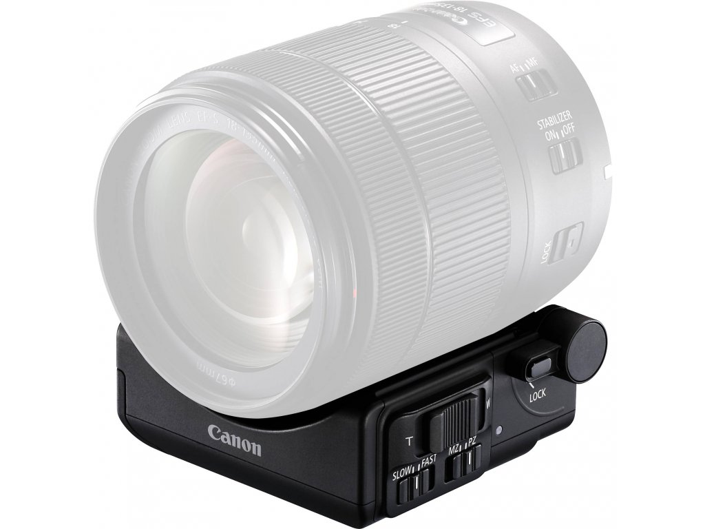 22747(1) canon power zoom adapter pz e1