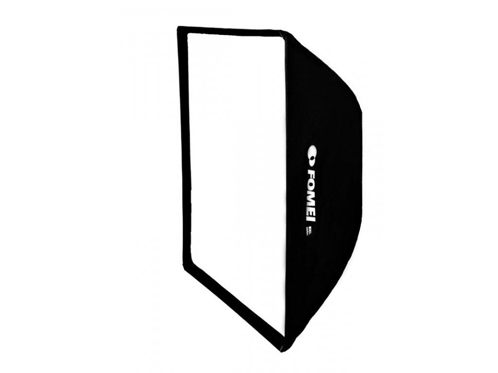 23109 80x80s square exclusive softbox vratane speedringu bez adaptera fomei