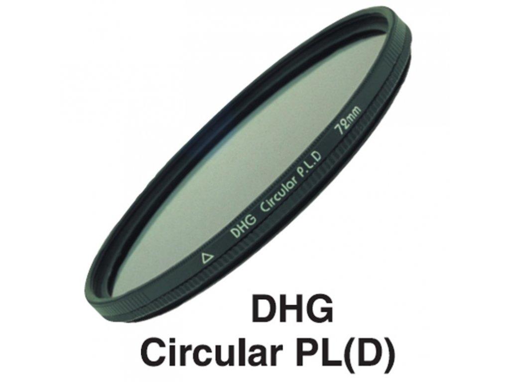 Super DHG-77mm Circular PL(D) MARUMI