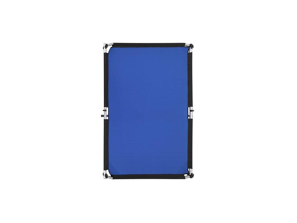 24075 quick clap slip 1 x 1 5m chromakey blue fomei