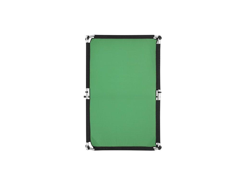 24076 quick clap slip 1 x 1 5m chromakey green fomei