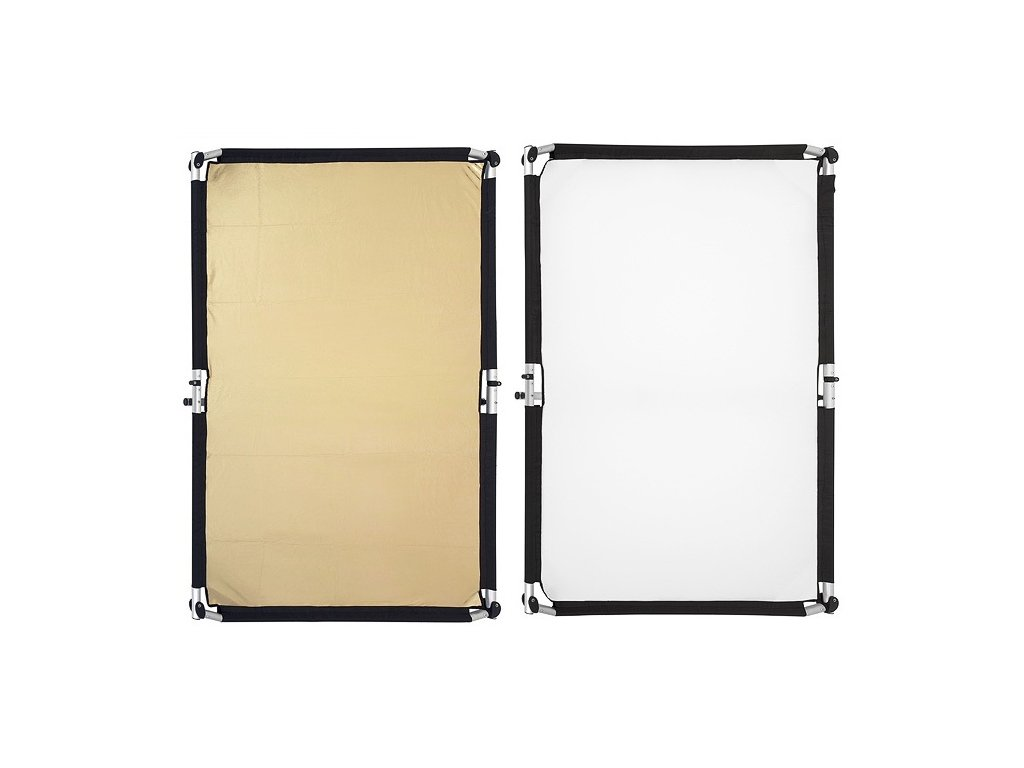 24079 quick clap slip 1 x 1 5m gold white fomei