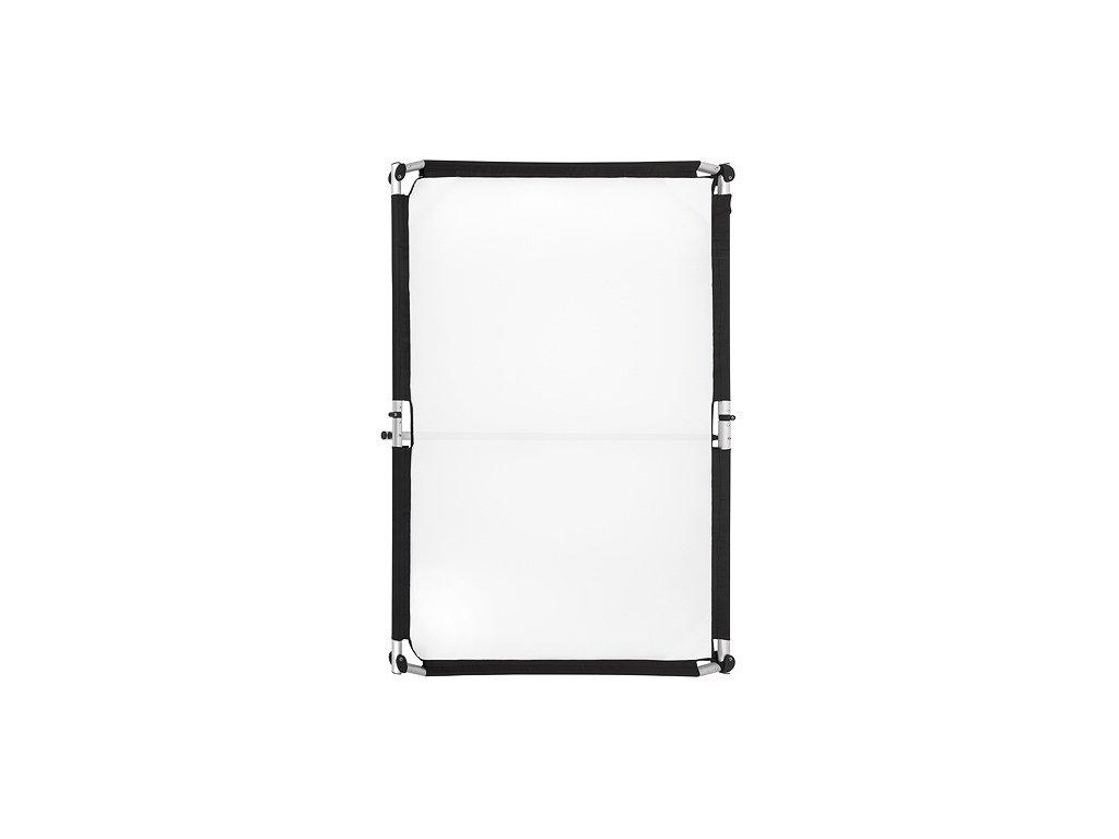 24887 quick clap slip 1 5 x 2m translucent with uv coating fomei