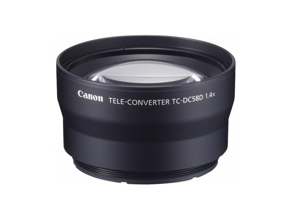 2495(1) canon tc dc58d telekonvertor