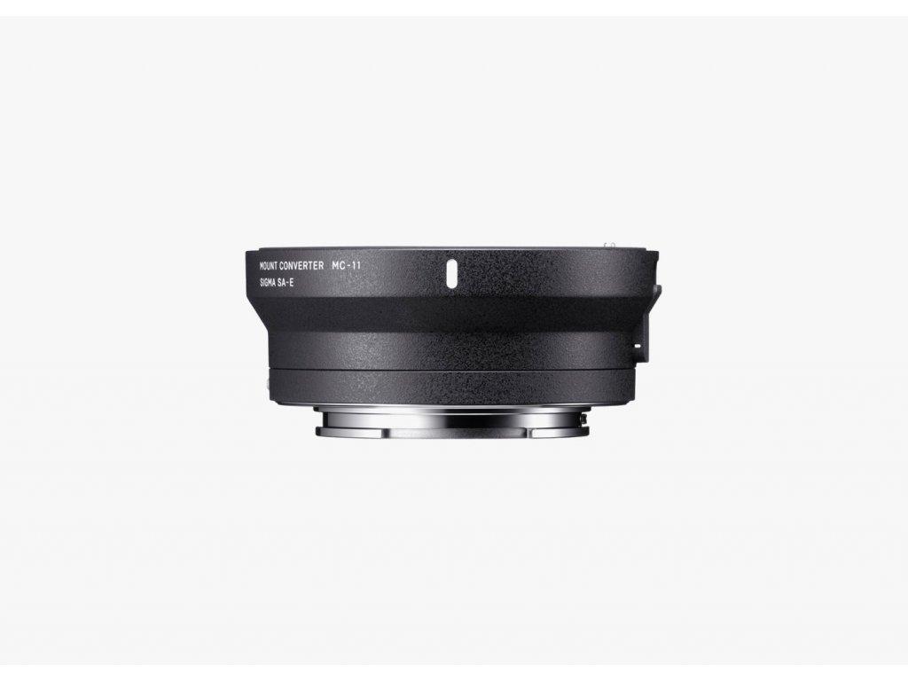Sigma MC 11 adapter Canon EF objektiv