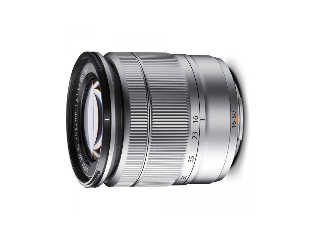 26104 fujifilm fujinon xc 16 50mm f3 5 5 6 ois strieborny