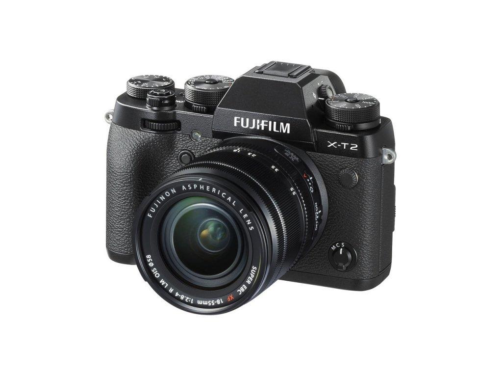 32341 fujifilm x t2 xf18 55mm f 2 8 4 r lm cierny