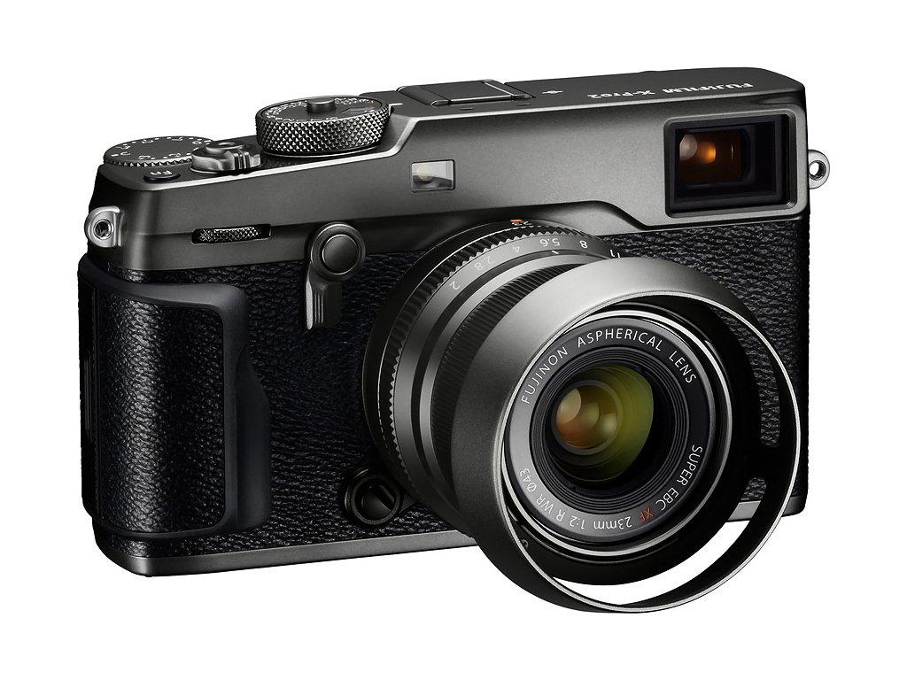 x Fujifilm X PRO2 + Fujinon XF 23mm F2 R WR Graphite Silver Edition FTR