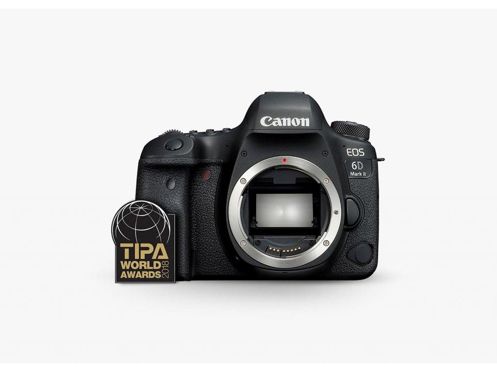 Canon EOS 6D MarkII