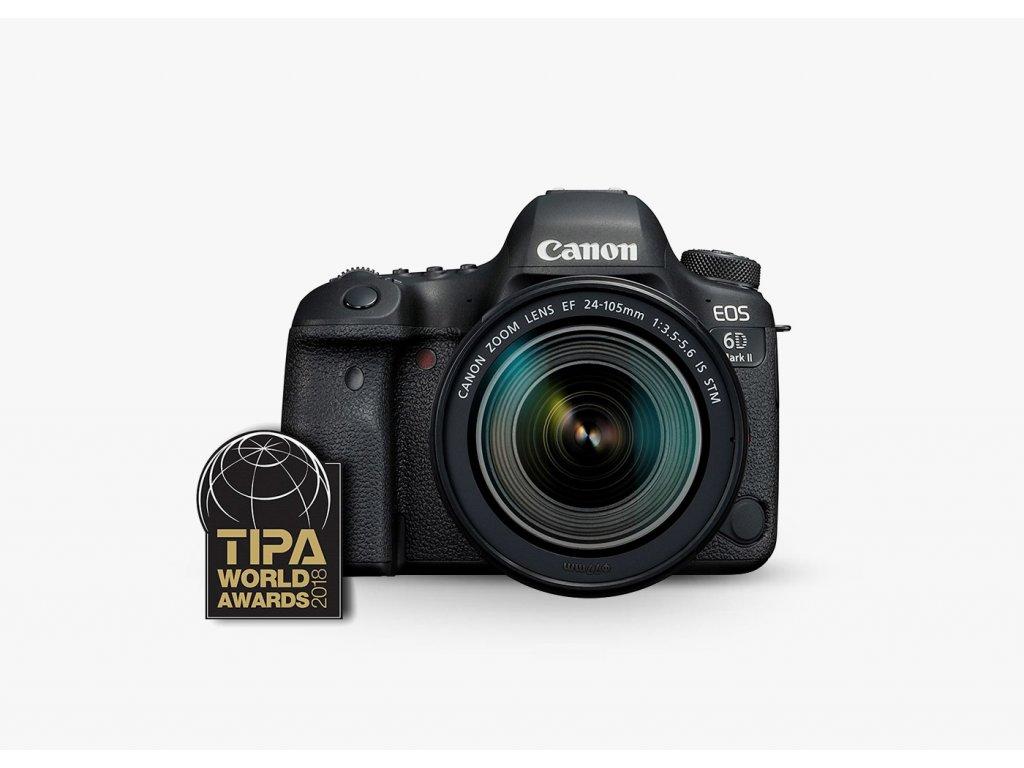 Canon EOS 6D MarkII 24 105