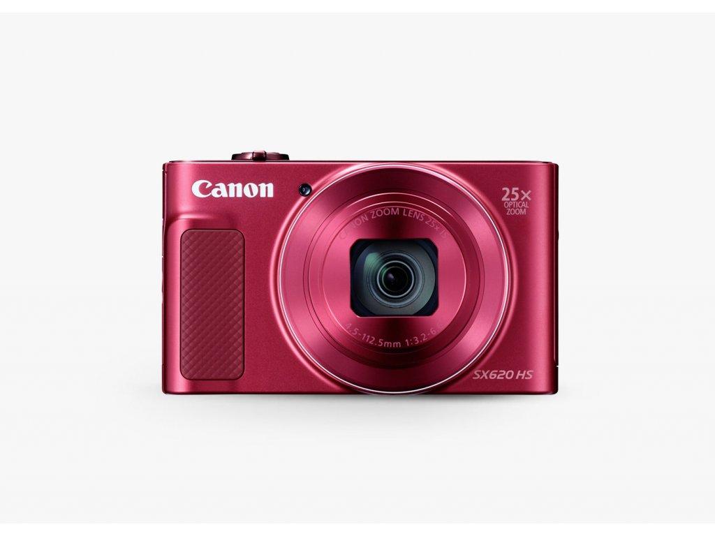 Canon PowerShot SX620 HS cervena