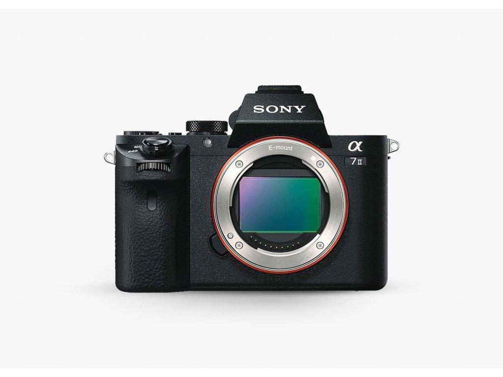 Sony Alpha A7 MKII