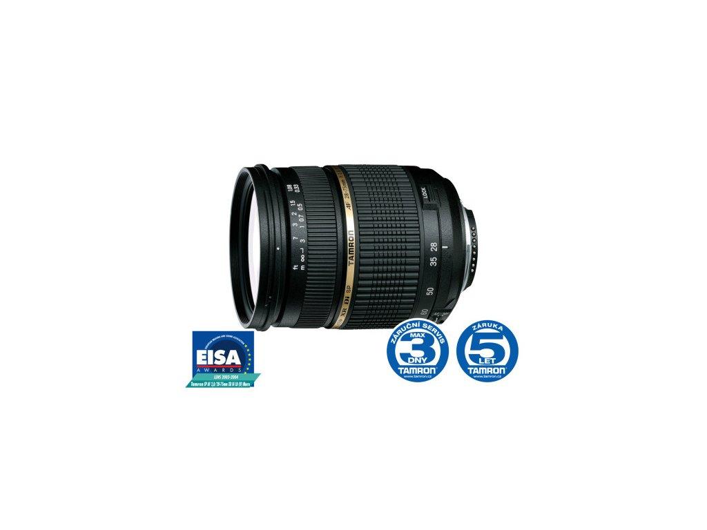39465 objektiv tamron af sp 28 75mm f 2 8 di pre nikon xr ld asp if macro