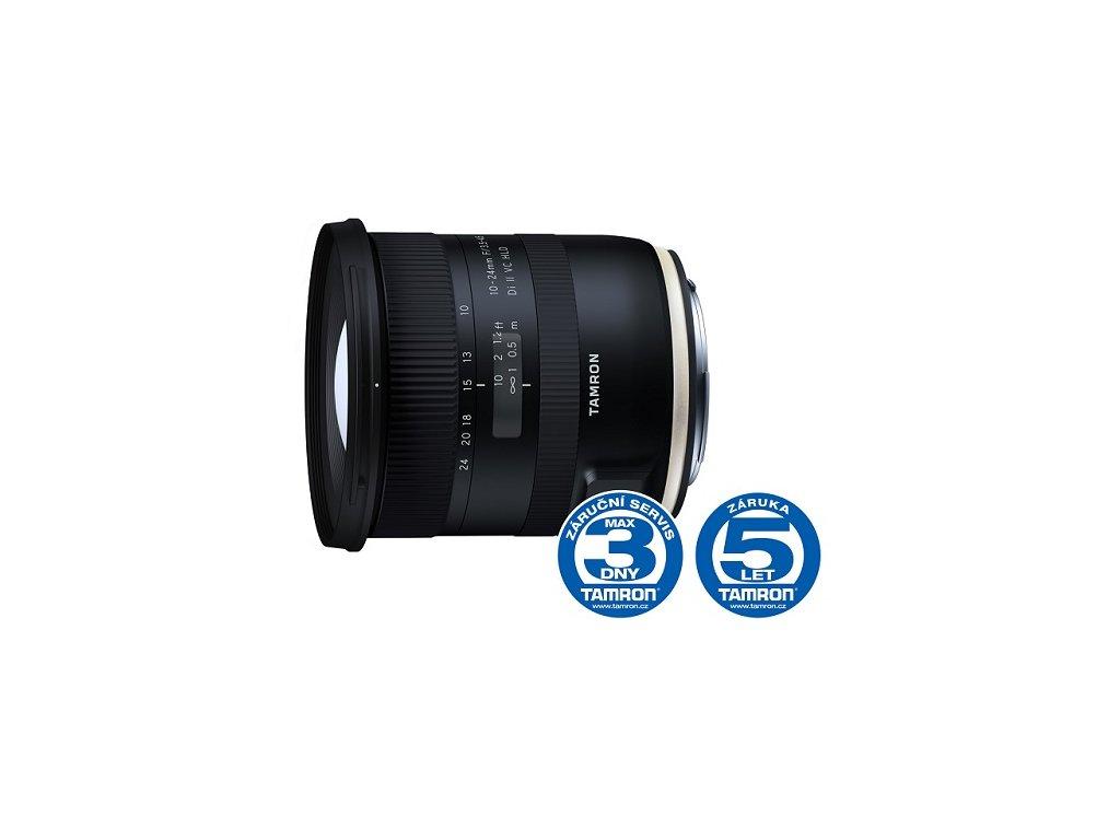 39492 objektiv tamron sp 10 24mm f 3 5 4 5 di ii vc hld pre canon
