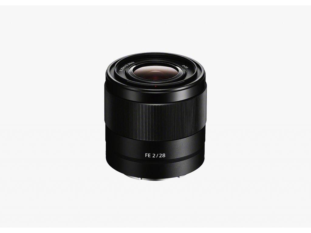 Sony FE 28mm f 2.0 (Full Frame, E Mount)