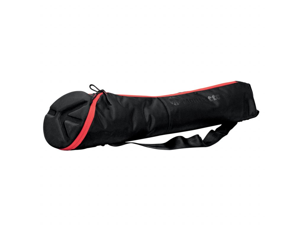46887 2 manfrotto unpadded tripod bag 80cm zippered pocket durable