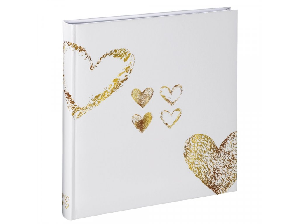 48105 1 hama lazise gold bookbound 29x32 50 white pages wedding 2363