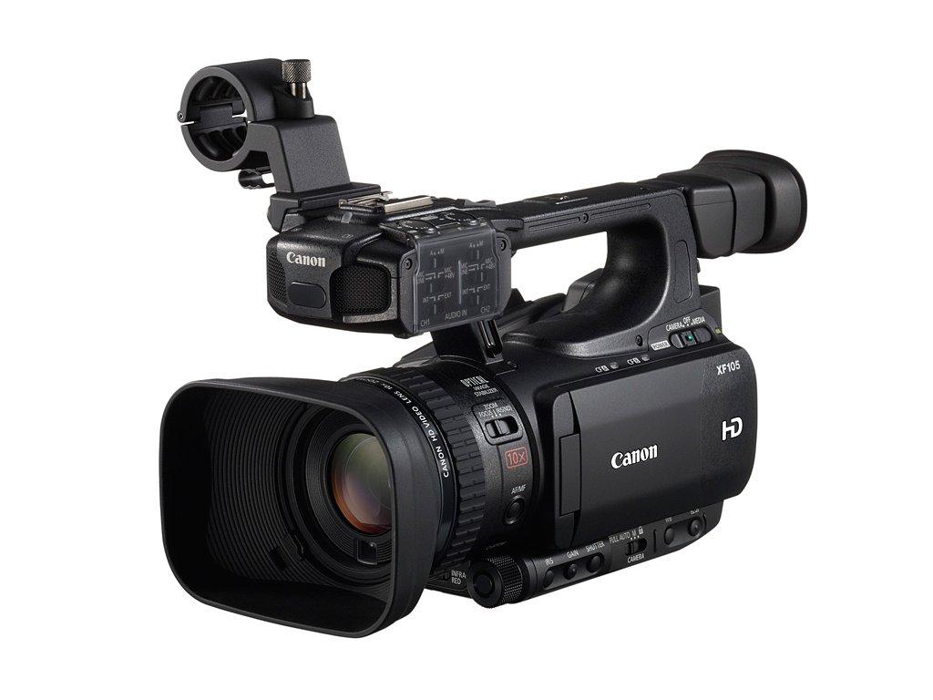 4889(7) canon xf105 mikrofon rode ntg 1