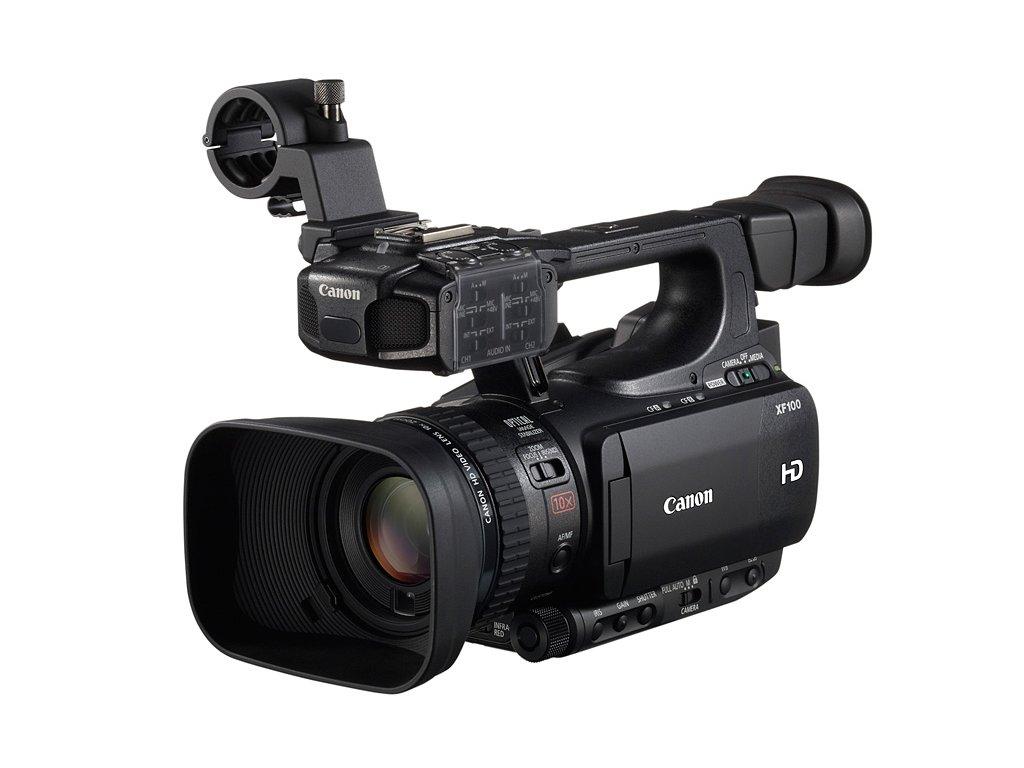 4891(7) canon xf100 mikrofon rode ntg 1