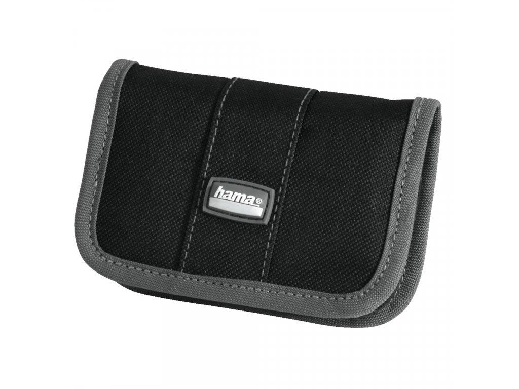 49005 2 hama multi card case mini black grey 49916