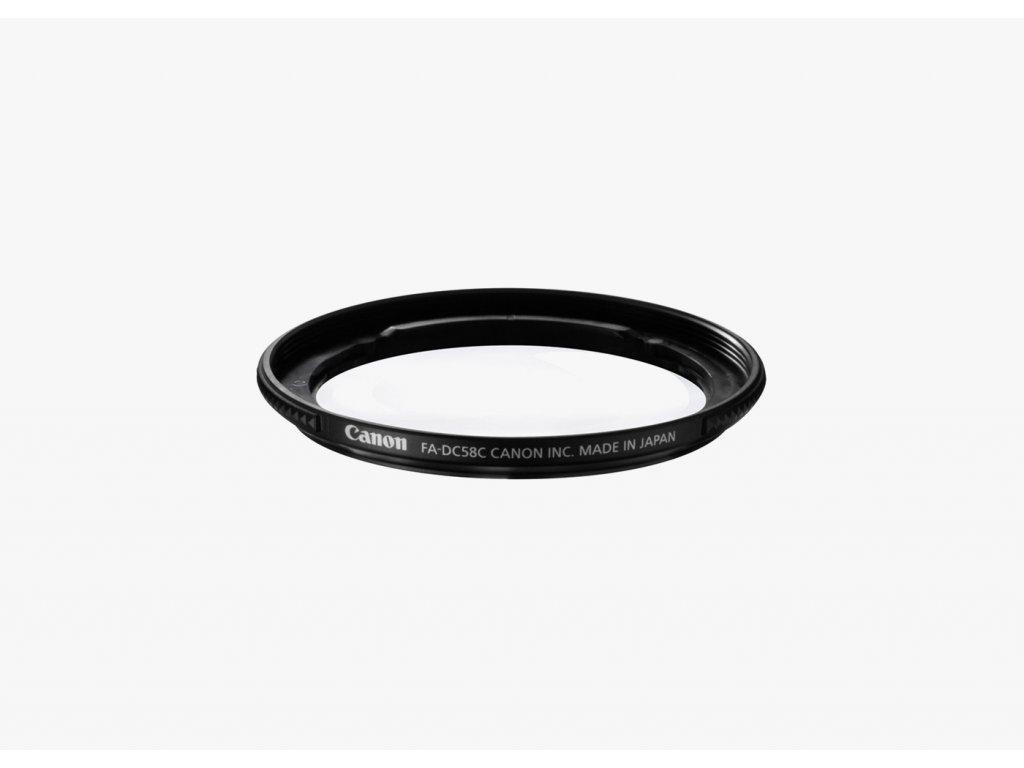 Canon FA DC58C Filter Adapter