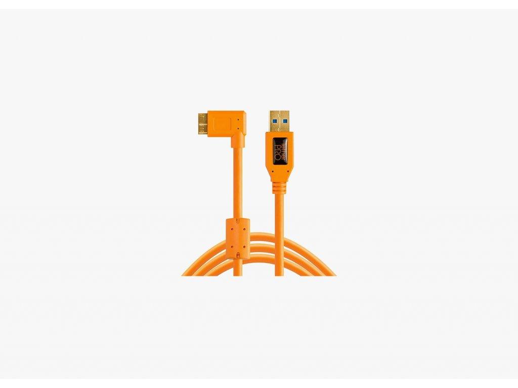 Tether Tools TPro USB 3.0 Micro B Right Angle