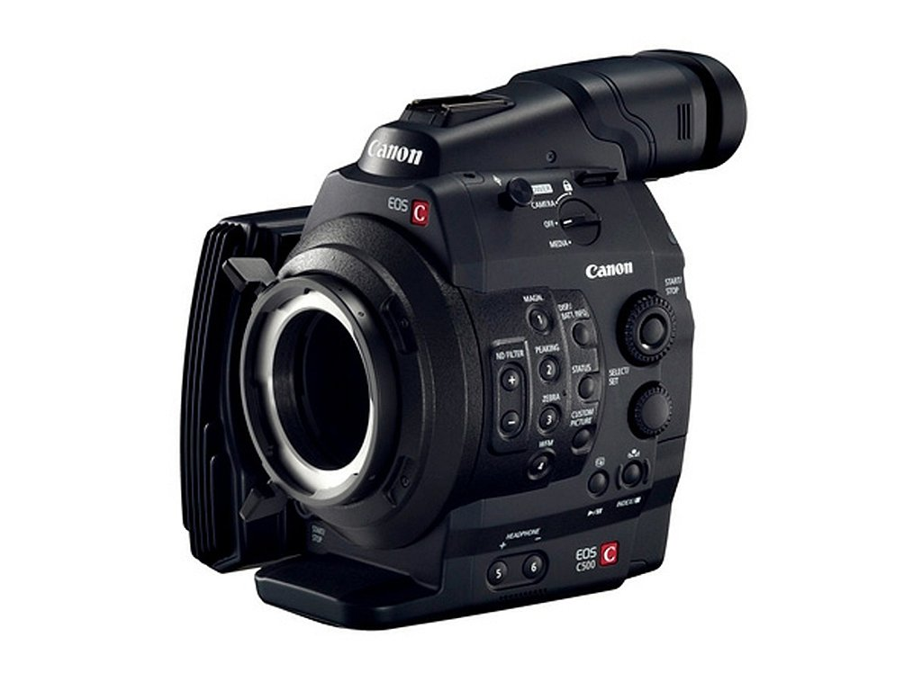 7431(8) canon eos c500 pl kit