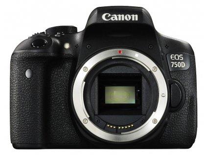 x Canon EOS 750D Black Body F