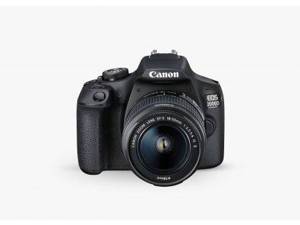 Canon EOS 2000D 18 55