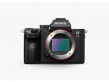 x Sony Alpha A7 Mk.III Body Black F