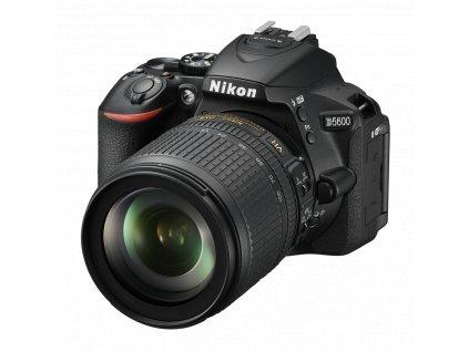 x Nikon D5600 + AF S 18 105mm F35 56G ED VR Black FTL