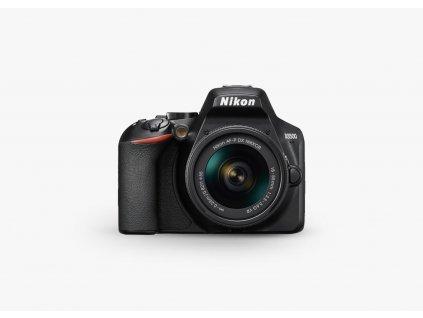 Nikon D3500 objektív AF P 18 55mm f 3.5 5.6 G VR