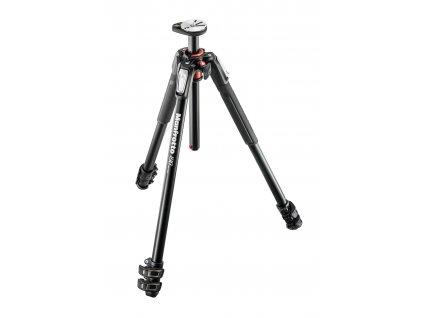 145074 4 manfrotto 190xpro aluminium 3 section camera tripod